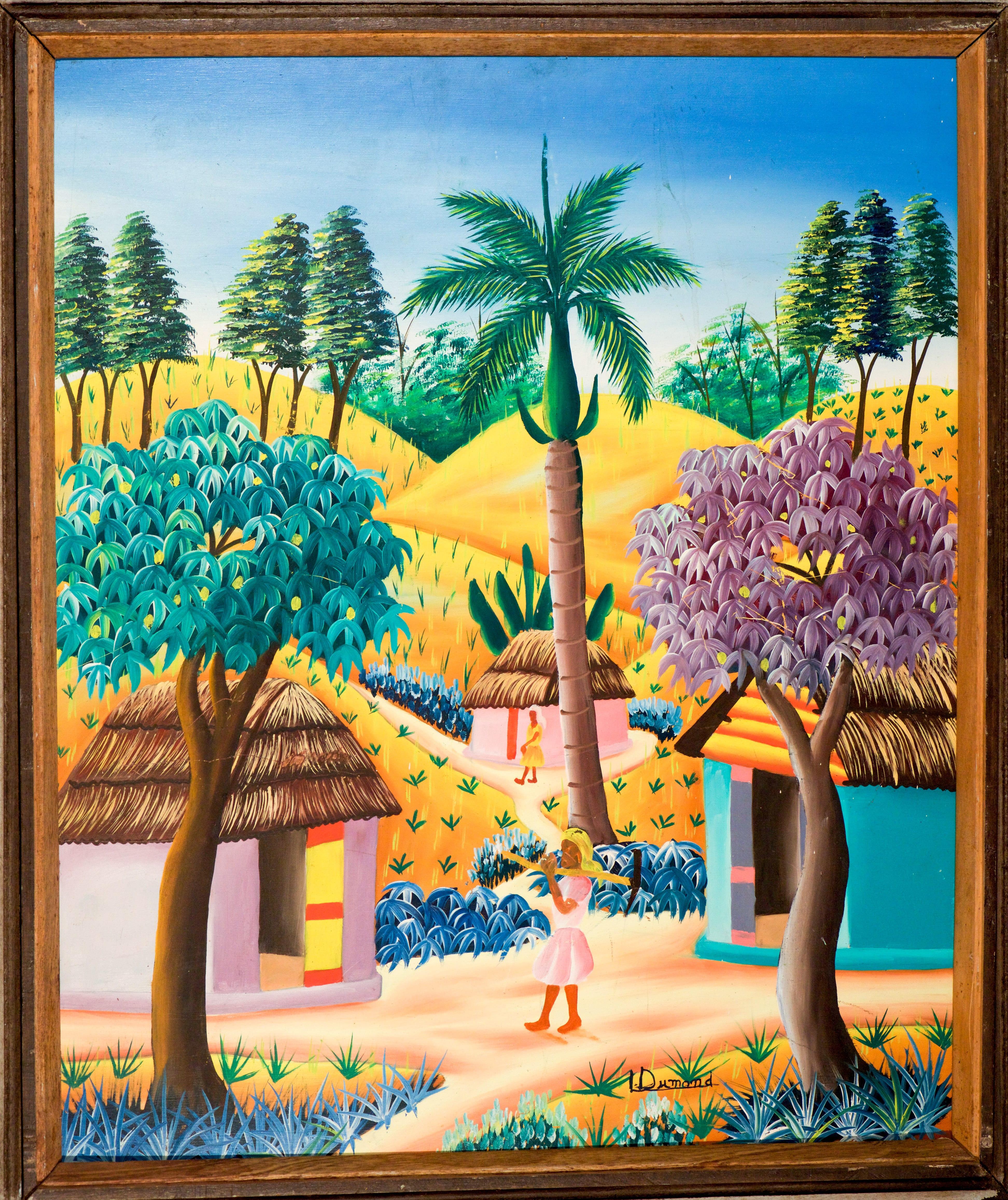 Village Scene-2